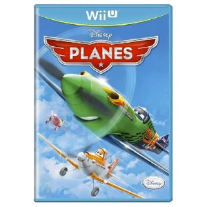 Planes Seminovo - Wii U