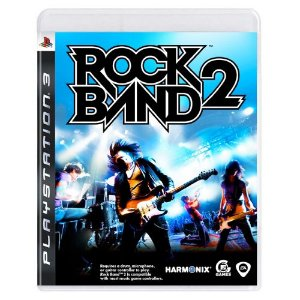 Rock Band 2 Seminovo - PS3