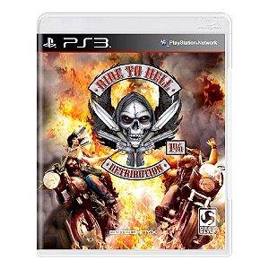 Ride To Hell: Retribution Seminovo - PS3