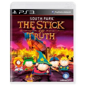 South Park The Stick of Truth Seminovo - PS3