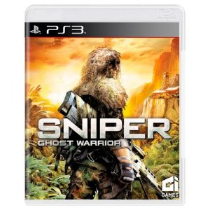 Sniper Ghost Warrior Seminovo - PS3