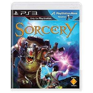 Sorcery Seminovo - PS3
