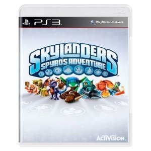 Skylanders Spyros Adventure Seminovo - PS3