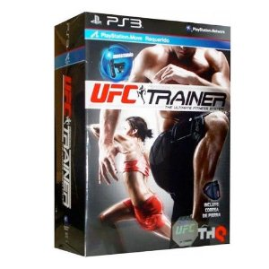 UFC Personal Trainer The Ultimate Fitness System + Leg Strap Seminovo - PS3