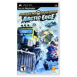 MotorStorm Arctic Edge - PSP