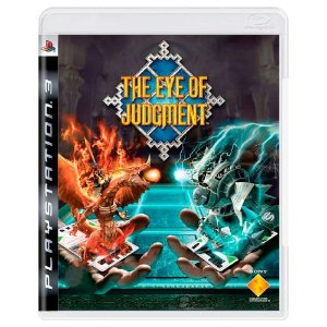 The Eye of Judgment Seminovo - PS3