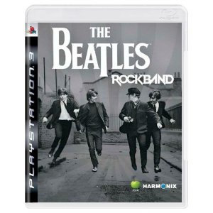 The Beatles Rock Band Seminovo - PS3