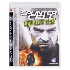 Tom Clancys Splinter Cell Double Agent Seminovo - PS3