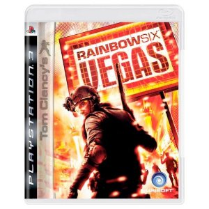 Tom Clancy's Rainbow Six Vegas Seminovo - PS3