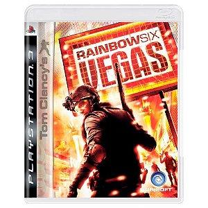 Tom Clancy's Rainbow Six Vegas Seminovo - PS3