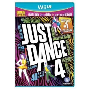 Just Dance 4 Seminovo - Wii U