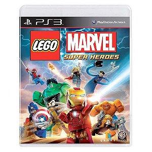 LEGO Marvel Super Heroes (Europeu) - PS3