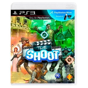 The Shoot Seminovo - PS3