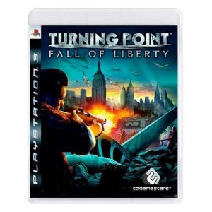 Turning Point Fall of Liberty Seminovo - PS3