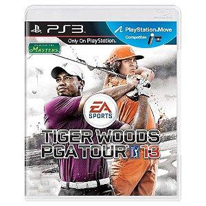 Tiger Woods PGA Tour 13 Seminovo - PS3