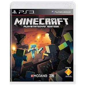 Minecraft: PlayStation 3 Edition Seminovo - PS3