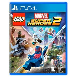 LEGO Marvel Super Heroes 2 Seminovo - PS4