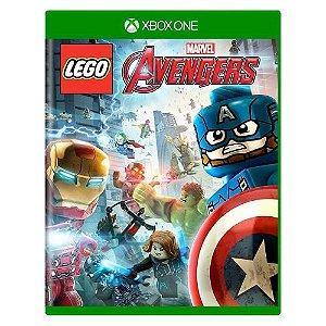 Lego Marvel Vingadores Seminovo - Xbox One