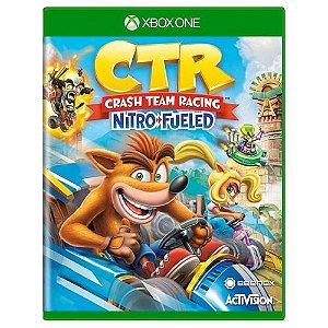 Crash Team Racing Nitro-Fueled Seminovo - Xbox One