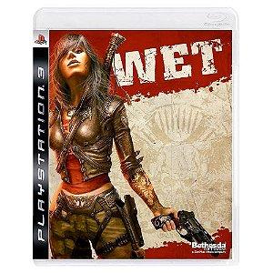 Wet Seminovo - PS3