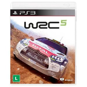 WRC 5 FIA World Rally Championship Seminovo - PS3