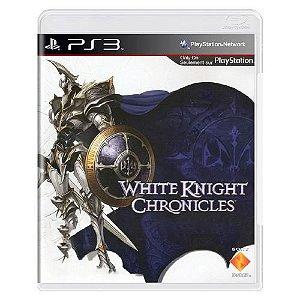 White Knight Chronicles Seminovo - PS3