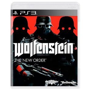 Wolfenstein The New Order Seminovo - PS3