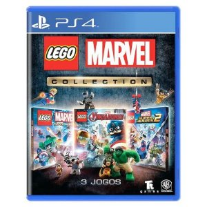 LEGO Marvel Collection Seminovo - PS4