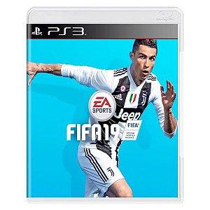 FIFA 19 Edição Standard Seminovo - PS3