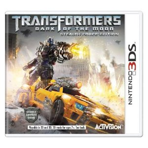 Transformers Dark of the Moon Seminovo - 3DS