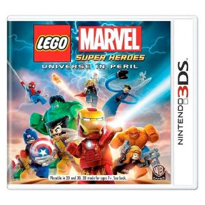 LEGO Marvel Super Heroes: Universe In Peril Seminovo - 3DS