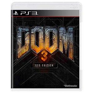 Doom 3 (BFG Edition) Seminovo - PS3