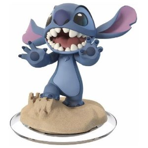 Boneco Disney Infinity 2.0: Stitch - Seminovo