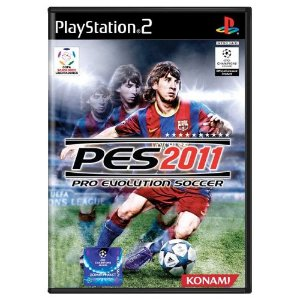 Pro Evolution Soccer PES 2011 Seminovo - PS2