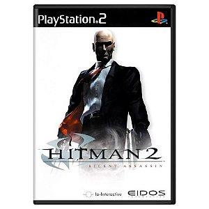 Hitman 2 Silent Assassin Seminovo - PS2