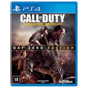 Call Of Duty Advanced Warfare – Edição Day Zero Seminovo – PS4