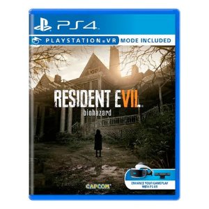 Resident Evil 7 Seminovo - PS4