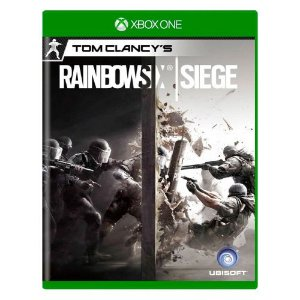 Tom Clancy's: Rainbow Six Siege Seminovo - Xbox One