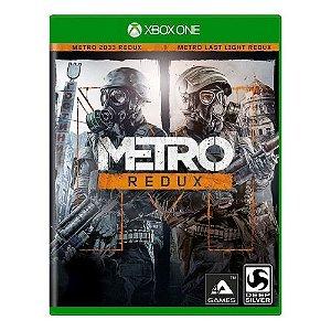 Metro: Redux Seminovo - Xbox One