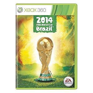 2014 FIFA World Cup Brazil Seminovo - Xbox 360