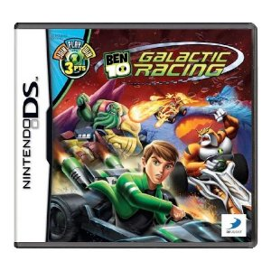 Ben 10: Galactic Racing Seminovo - DS