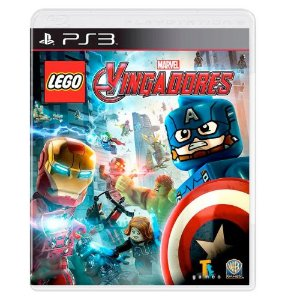 LEGO Marvel Vingadores Seminovo - PS3