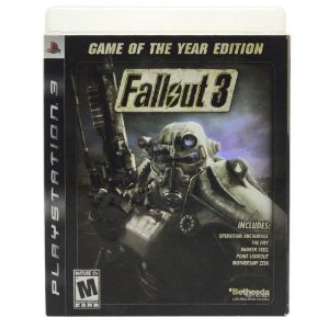 Fallout 3 (Game of the Year Edition) Seminovo - PS3