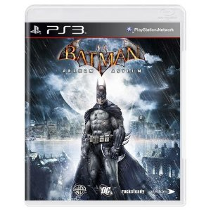 Batman: Arkham Asylum Seminovo - PS3