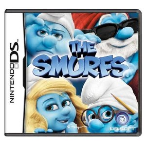 The Smurfs Seminovo - Nintendo DS