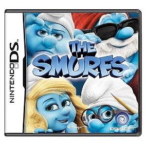 The Smurfs Seminovo - Nintendo DS
