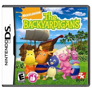 The Backyardigans Seminovo - Nintendo DS