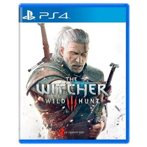 The Witcher 3: Wild Hunt Seminovo - PS4