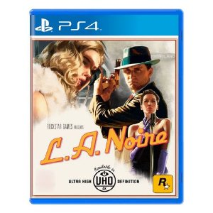 L.A. Noire Seminovo - PS4