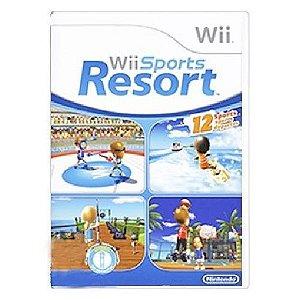 Wii Sports Resort Seminovo - Wii